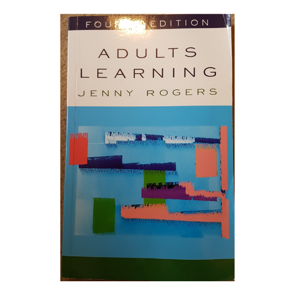 Adults Learning – Jenny Rogers