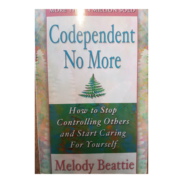 Codependent No More – Melody Beattie