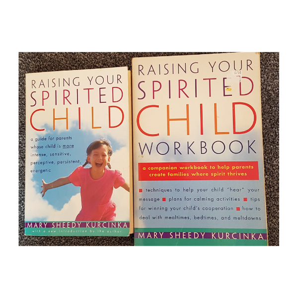 Raising Your Spirited Child: A Guide for Parents Whose Child Is More Intense, Sensitive, Perceptive, Persistent and Energetic – Mary Sheedy Kurcinka