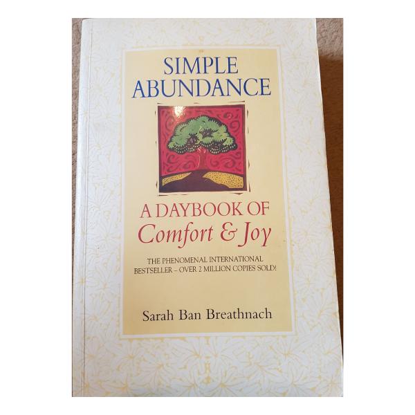 Simple Abundance – Sarah Ban Breathnach