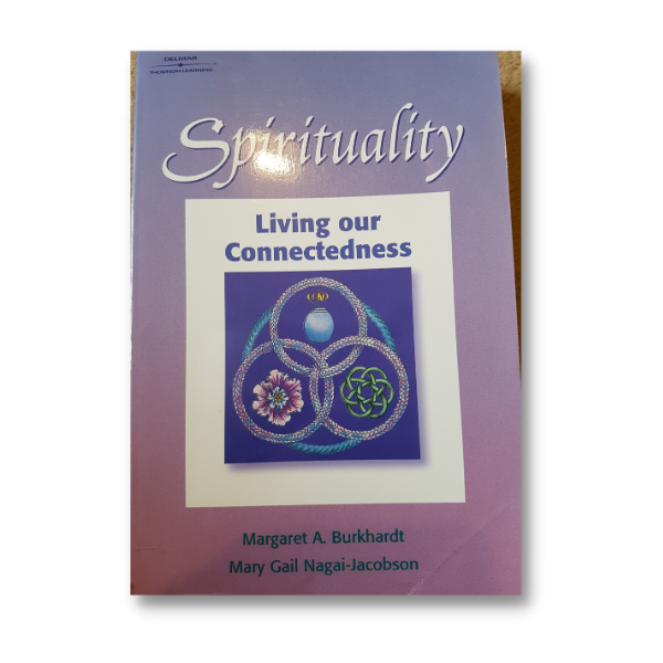 Spirituality, Living Our Connectedness – Margaret A Burkhardt