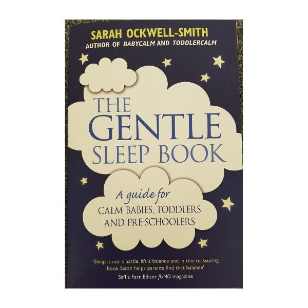 The Gentle Sleep Book – Sarah Ockwell-Smith
